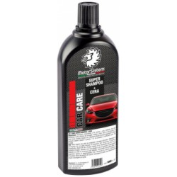 Super shampoo con cera