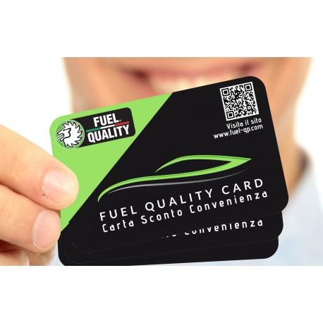 Fuel Quality Card