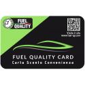 Rinnova Fuel Quality Card