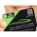 Acquista la Fuel Quality Card