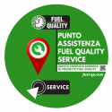 Rinnova la Fuel Quality Card